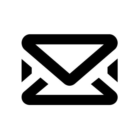 email icon vector png pixsector