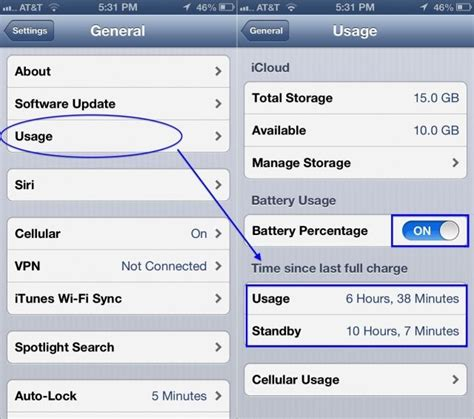 iphone usage view your usage stats and track your unique battery needs