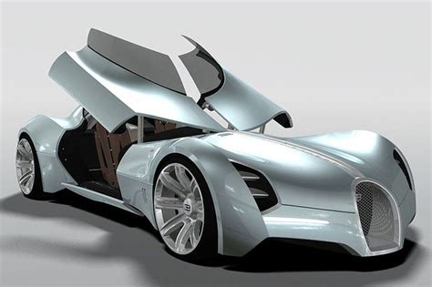 future bugatti bugatti aerolithe concept car vehicles 1 future