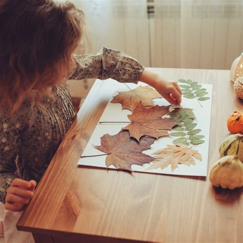 autumn leaf craft  toddlers  inspired home