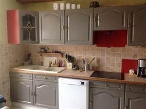 attrayant peinture v33 renovation meuble cuisine 2 With peinture renovation meuble cuisine