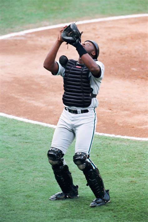 What happened to the African American catcher? — The Undefeated