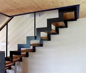 Escalier Métallique Industriel : fera escalier m tallique avec limon cr maill re art escaliers ~ Melissatoandfro.com Idées de Décoration