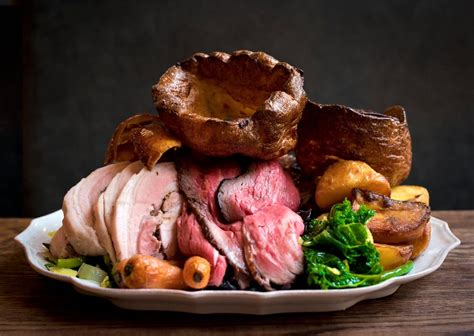 Foods of England - Yorkshire Pudding