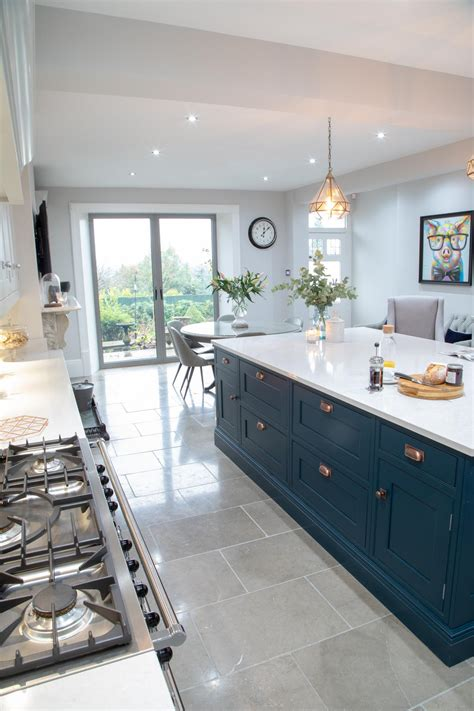 smart navy kitchens   style   sheffield