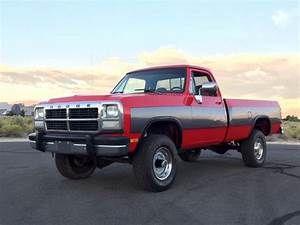 1993 Dodge Ram W250 4x4 No Reserve Must See 4wd 12