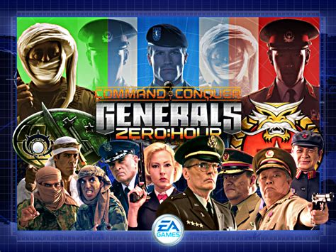 generals zero hour wallpapers command conquer mods jcd mod moddb file domination lovers cc commanders