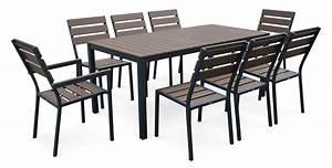Table De Salon De Jardin Pas Cher : beau table et chaise de jardin pas cher ~ Dailycaller-alerts.com Idées de Décoration