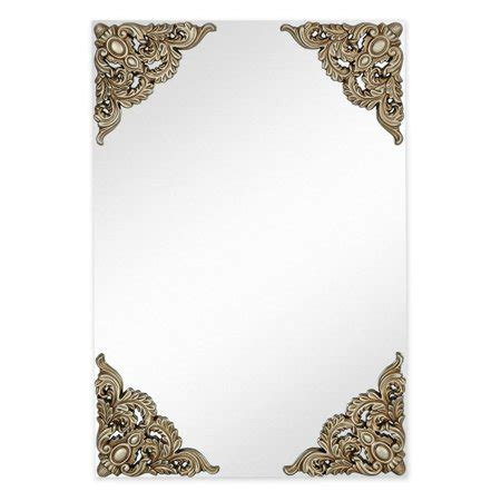 rectangular wall mirrors decorative majestic mirror traditional decorative rectangular home