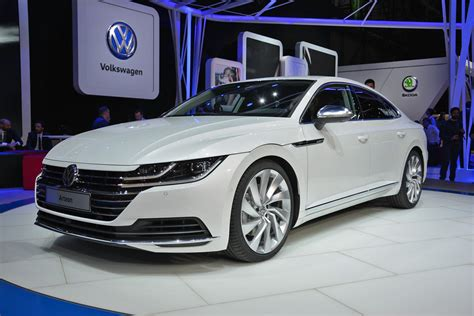 Volkswagen's Arteon Is A Bold Styling Statement, And A