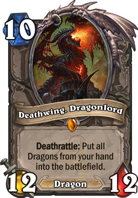 deathwing dragonlord hearthstone card
