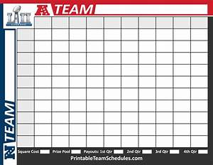 search results for super bowl squares blank calendar 2015 With super bowl 2015 squares template