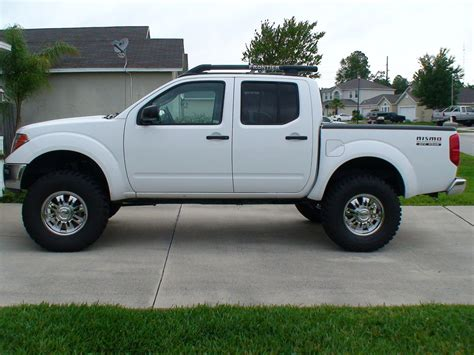 lifted silver nissan frontier lifted fronty pics page 2 nissan frontier forum