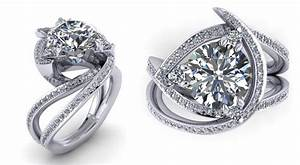 very fancy unique engagement rings designs ksvhs jewellery With most popular wedding ring styles