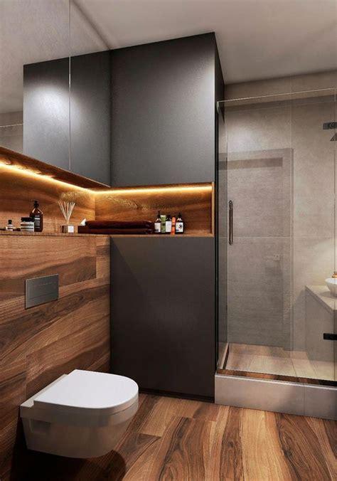 salle de bain en bois  idees pour vous inspirer