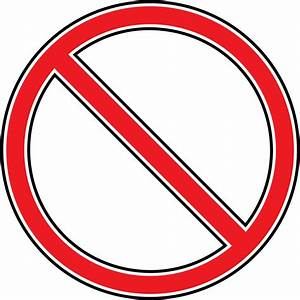 No Symbol Clip Art - Cliparts.co