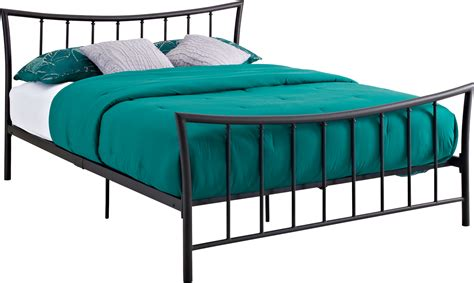 bali metal bed dhp furniture