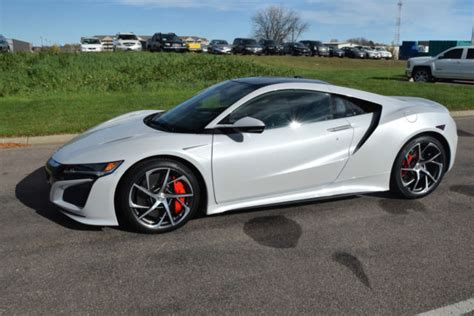 2017 acura nsx casino white w orchid new trades welcome