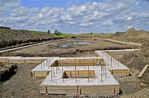 Types Of Foundations Used In Building Construction