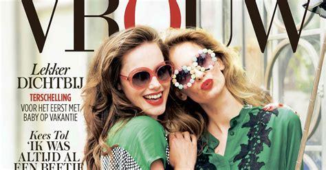 vrouw magazine verhuist naar de zaterdag nieuws telegraafnl