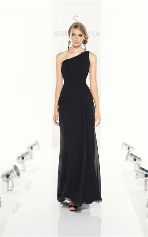 bridesmaid dresses black bridesmaid dresses sorella vita