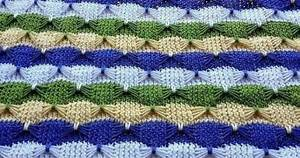different knitting stitches point arch ck crafts