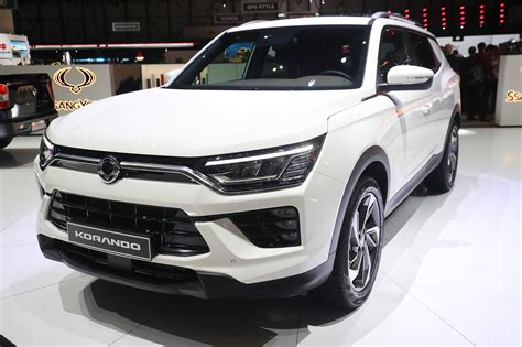SsangYong Delaying U.S. Launch