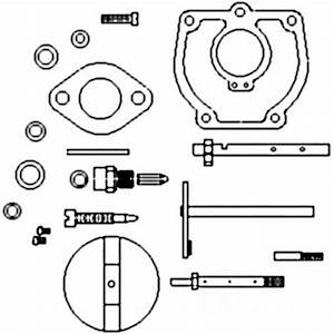 34 Farmall M Carburetor Diagram