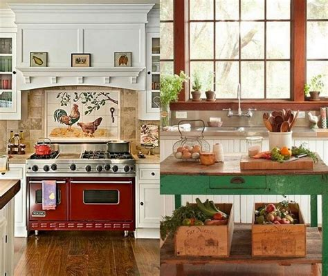 farmhouse kitchen designs 50 attractive rustic farmhouse style kitchen ideas will 3627