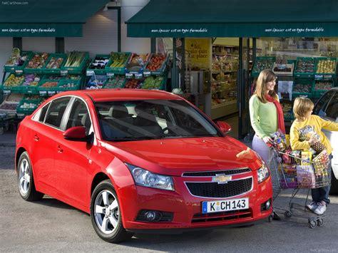 Chevrolet Cruze (2009) picture #05, 1600x1200