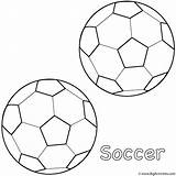 Coloring Ball Soccer Balls Sports Pages Drawing Football Goal Print Printable Sphere Activity Father Cup Fathers Happy Bat Bigactivities Getcolorings sketch template