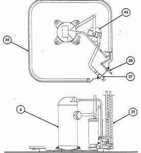 Carrier Condensing Unit Parts