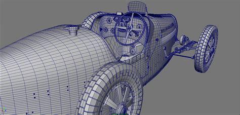 » 1929 Bugatti Type 35