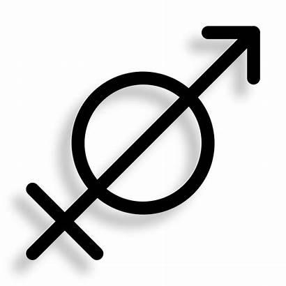 Symbol Androgyne Intersex Sagittarius Svg 1000 Androgyny