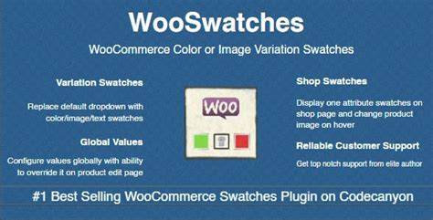 Codecanyon  Wooswatches V249  Woocommerce Color Or