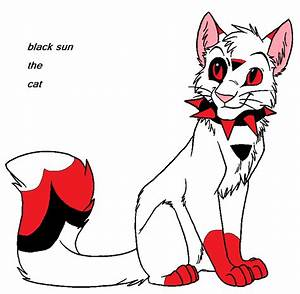 my warrior cat black sun by KarzillaKouhai778 on DeviantArt