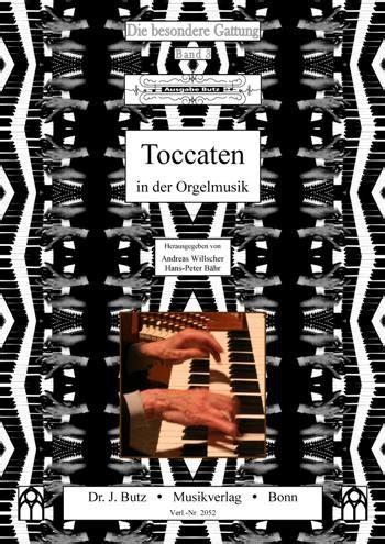 orgelsolo notenversand toccaten  der orgelmusik