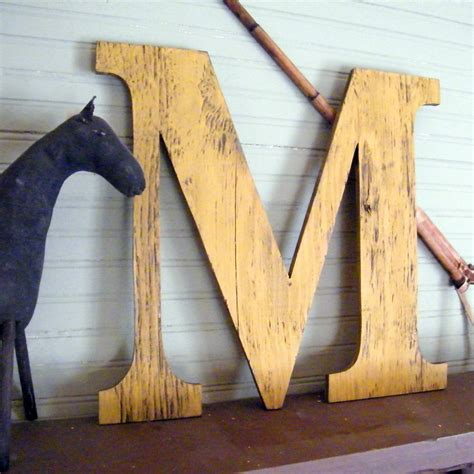 big letters for wall large wooden letters 18 letter capitol display wall