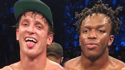 logan paul  ksi fight ends  draw  rematch