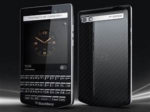 BlackBerry launches new Porsche Design P9983