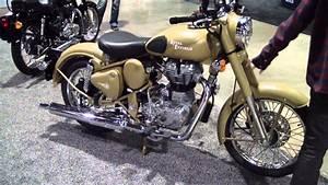 Moto Royal Enfield 500 : royal enfield desert storm classic bullet 500 motorcycle youtube ~ Medecine-chirurgie-esthetiques.com Avis de Voitures