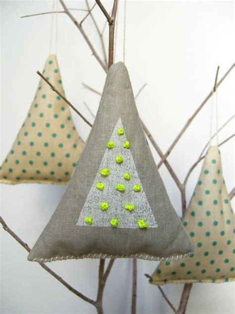 balsam fir christmas tree ornament sachets