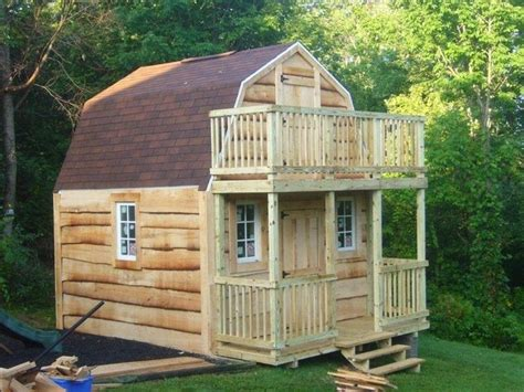 shed with sleeping loft 12x12 barn style shed could be converted into a tiny house