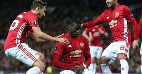 manchester united player ratings paul pogba and juan mata brilliant vs fenerbahce manchester