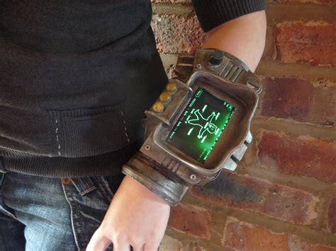 iphone pip boy pip boy 3000 iphone by chanced1 on etsy