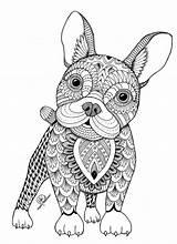 Mandala Animal Coloring Pages Printable sketch template