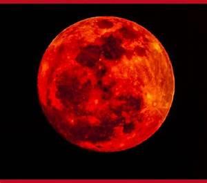 «Lune de Sang» : ce phénomène astronomique rare se ...