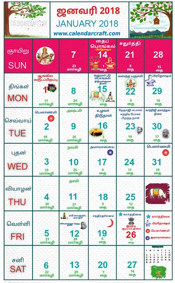 Tamil Calendar 2018 Rasi Palan Panchangam - Android Apps on Google Play