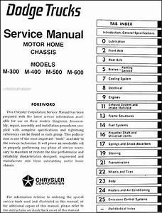 1977 Dodge Motorhome Wiring Diagram
