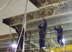 interior demolition  abatement services   government